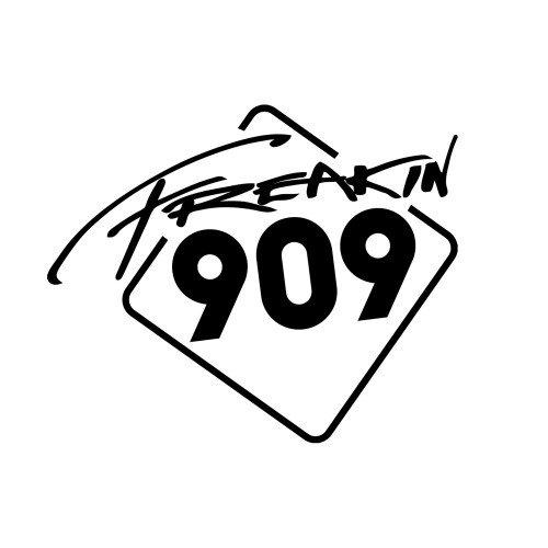 Freakin909 logotype