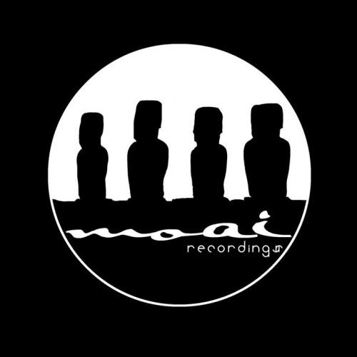 MOAI RECORDINGS logotype