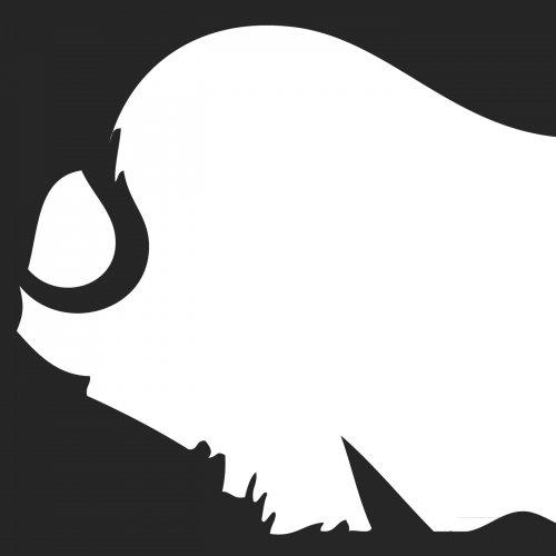 Muskox Records logotype