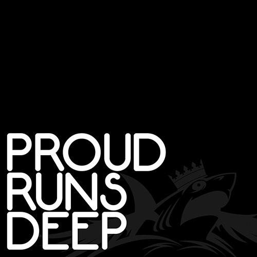 Proud Runs Deep logotype