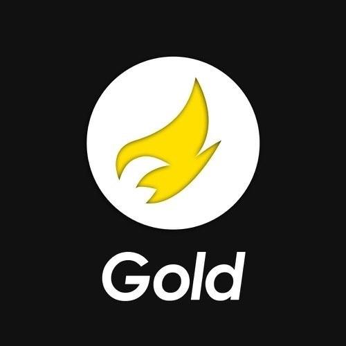 Alveda Gold logotype