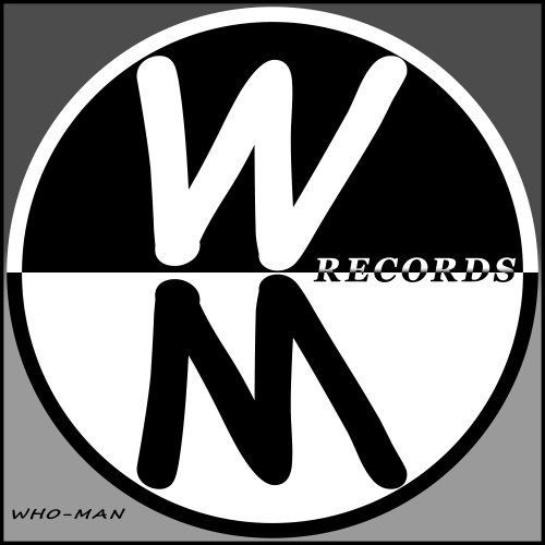 Who-man records logotype