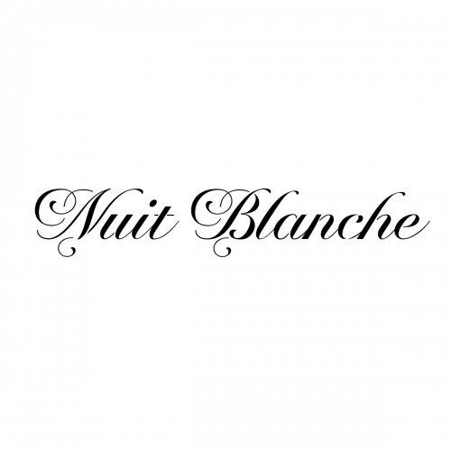 Nuit Blanche logotype